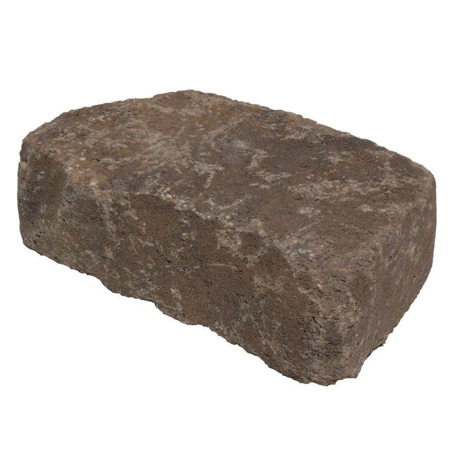 Flagstone Peyton Retaining Wall Block (Common: 3-in x 8-in; Actual: 3-in x 8.2-in)