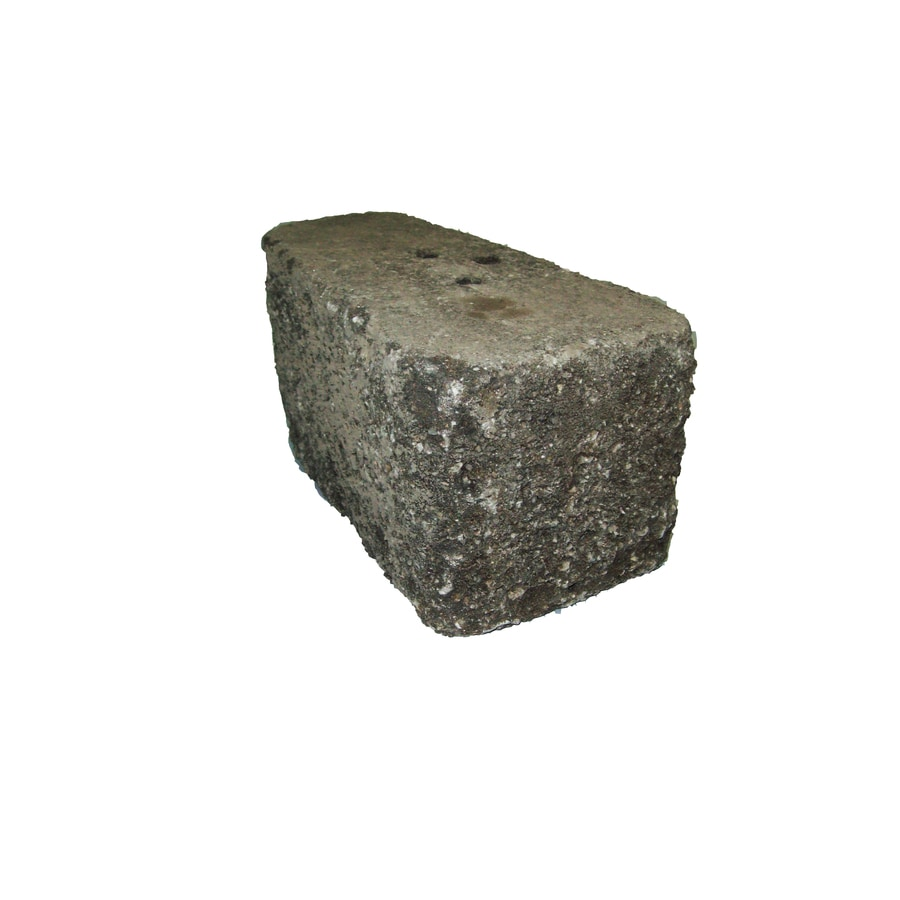 Chandler Blend Retaining Wall Block (Common: 4-in x 6-in; Actual: 4-in x 6-in)
