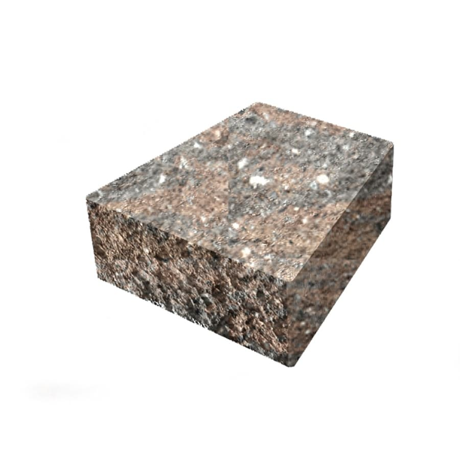 Belgard Palmer Carolina Retaining Wall Cap (Common: 3-in x 8-in; Actual: 3-in x 8-in)