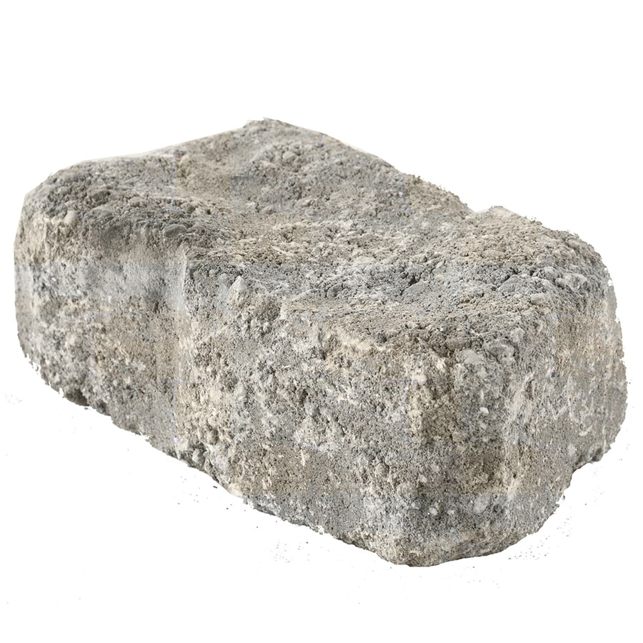 Flagstone Arcadian Retaining Wall Block (Common: 4-in x 8-in; Actual: 3-in x 8.2-in)