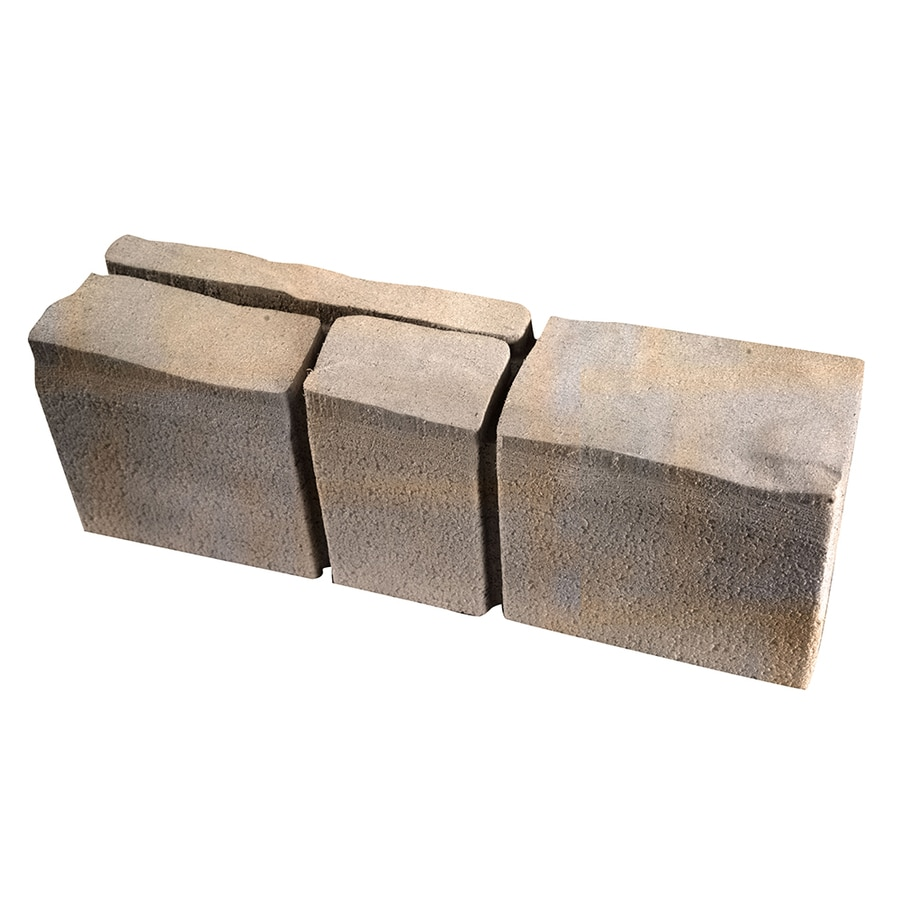 Townsend Britt Retaining Wall Block (Common: 6-in x 16-in; Actual: 5.75-in x 16-in)