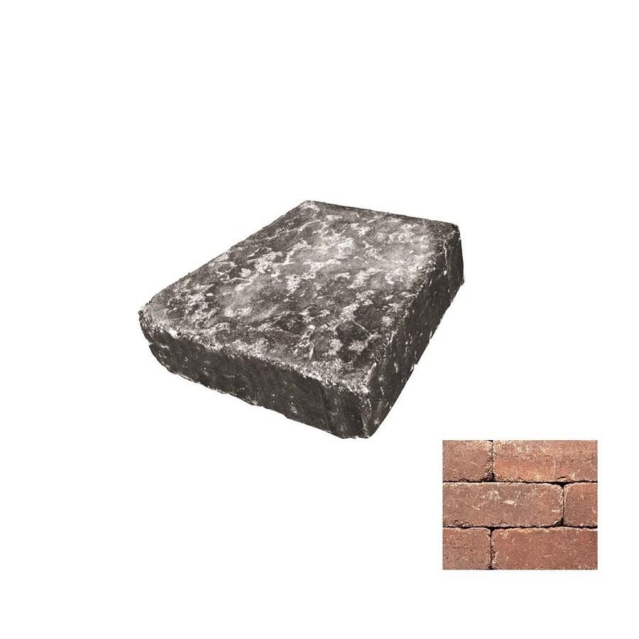 Weston Ashbury Haze Retaining Wall Cap (Common: 6-in x 18-in; Actual: 6-in x 17.75-in)