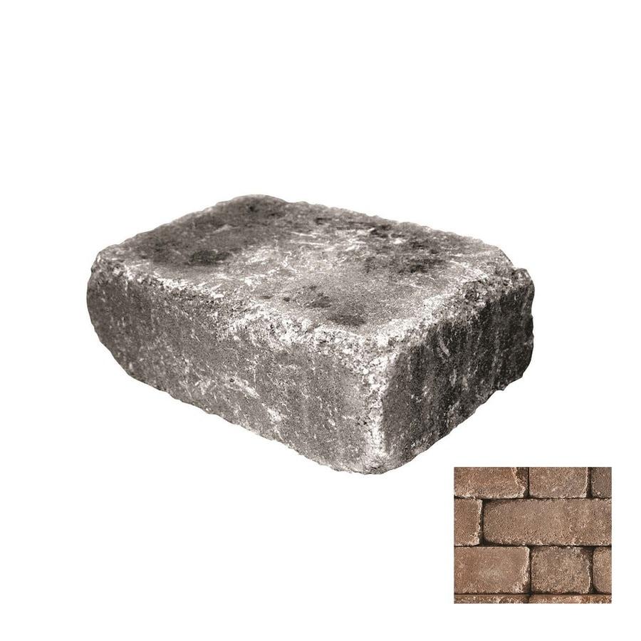 Belgard Weston Napoli Retaining Wall Block (Common: 4-in x 12-in; Actual: 4-in x 12-in)