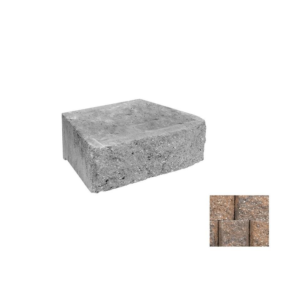 Belgard Diamond Brittany Beige Retaining Wall Block (Common: 6-in x 18-in; Actual: 6-in x 17.75-in)