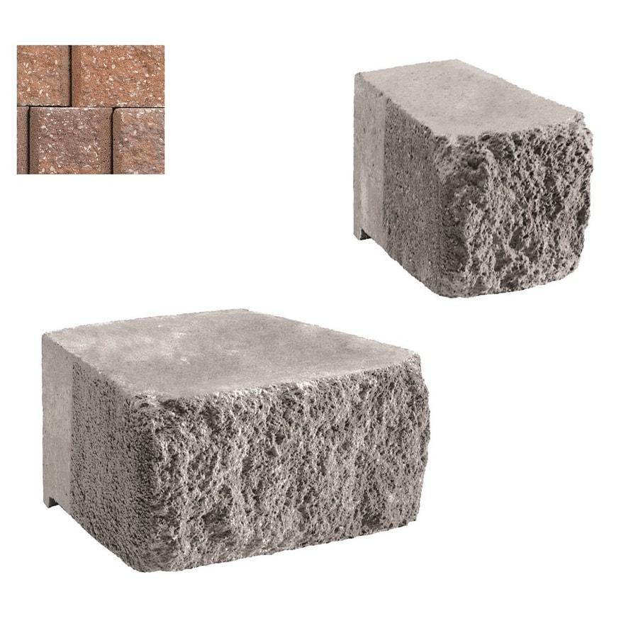 Belgard Anchor Diamond Gascony Tan Retaining Wall Block (Common: 6-in x 18-in; Actual: 6-in x 17.75-in)