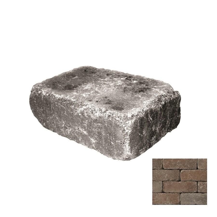 Belgard Weston Brittany Beige Retaining Wall Block (Common: 4-in x 12-in; Actual: 4-in x 12-in)