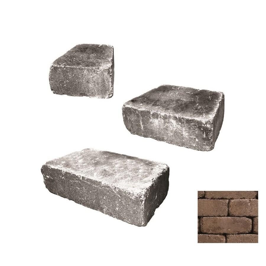 Belgard Weston Sandstone Retaining Wall Block (Common: 4-in x 12-in; Actual: 4-in x 12-in)