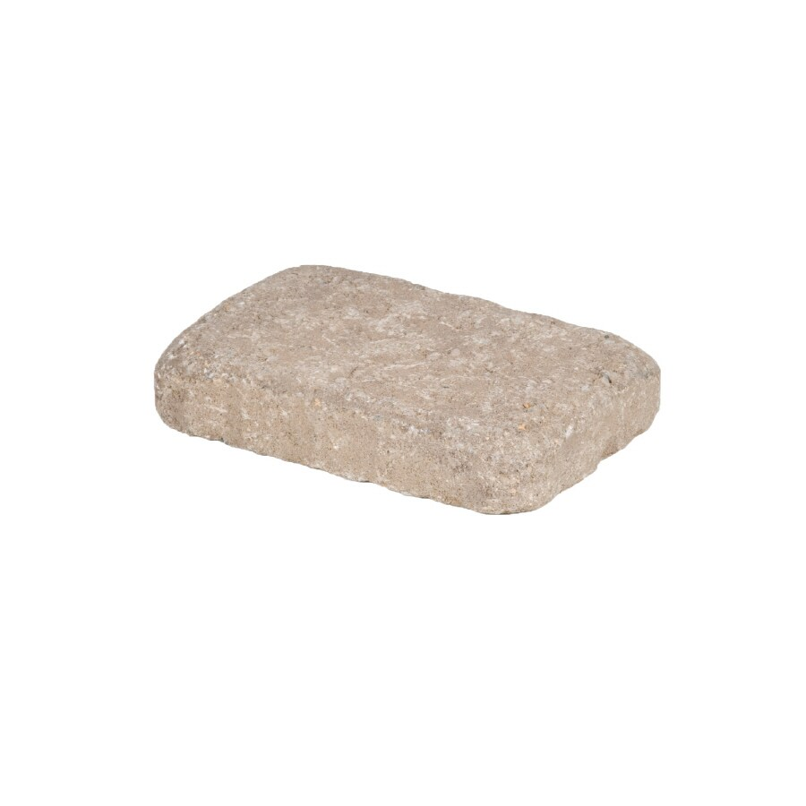 Countryside Tan/Brown Patio Stone (Common: 6-in x 9-in; Actual: 5.8-in x 8.8-in)