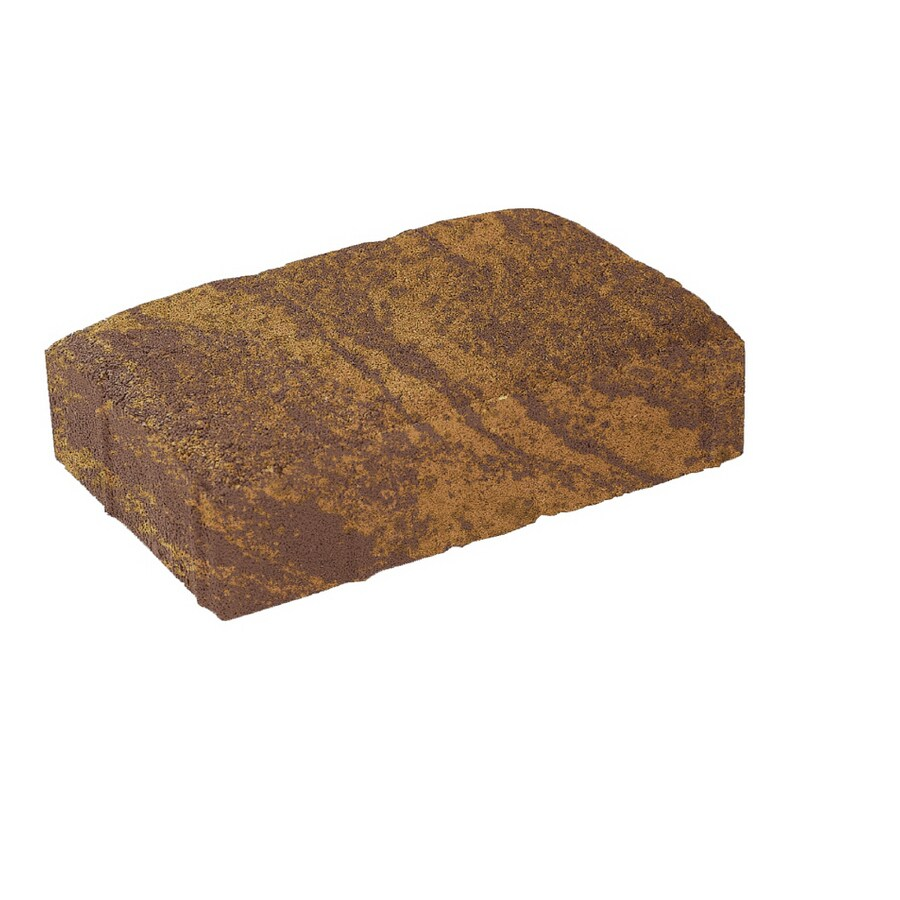 Concord Cobble Harvest Blend Paver (Common: 6-in x 9-in; Actual: 5.8-in x 8.8-in)