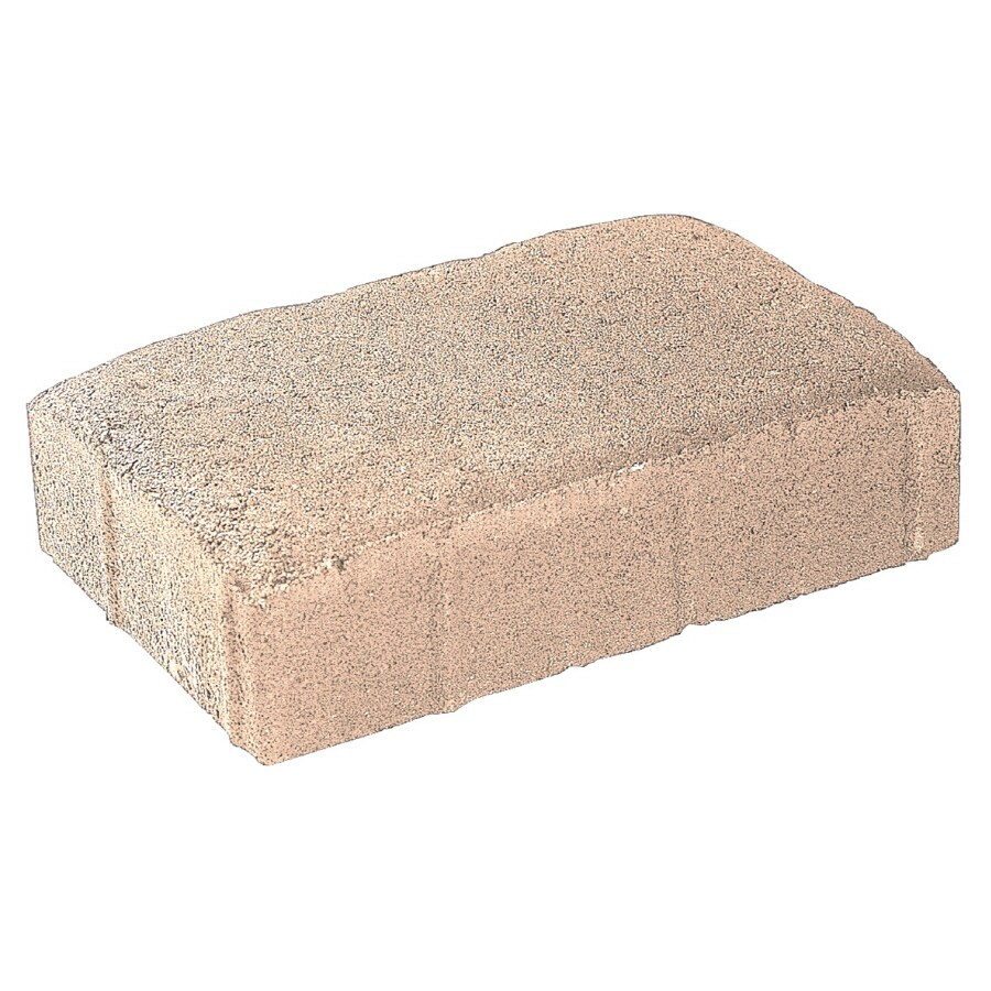allen + roth Sand Beige Concord Cobble Paver (Common: 6-in x 9-in; Actual: 5.8-in H x 8.8-in L)