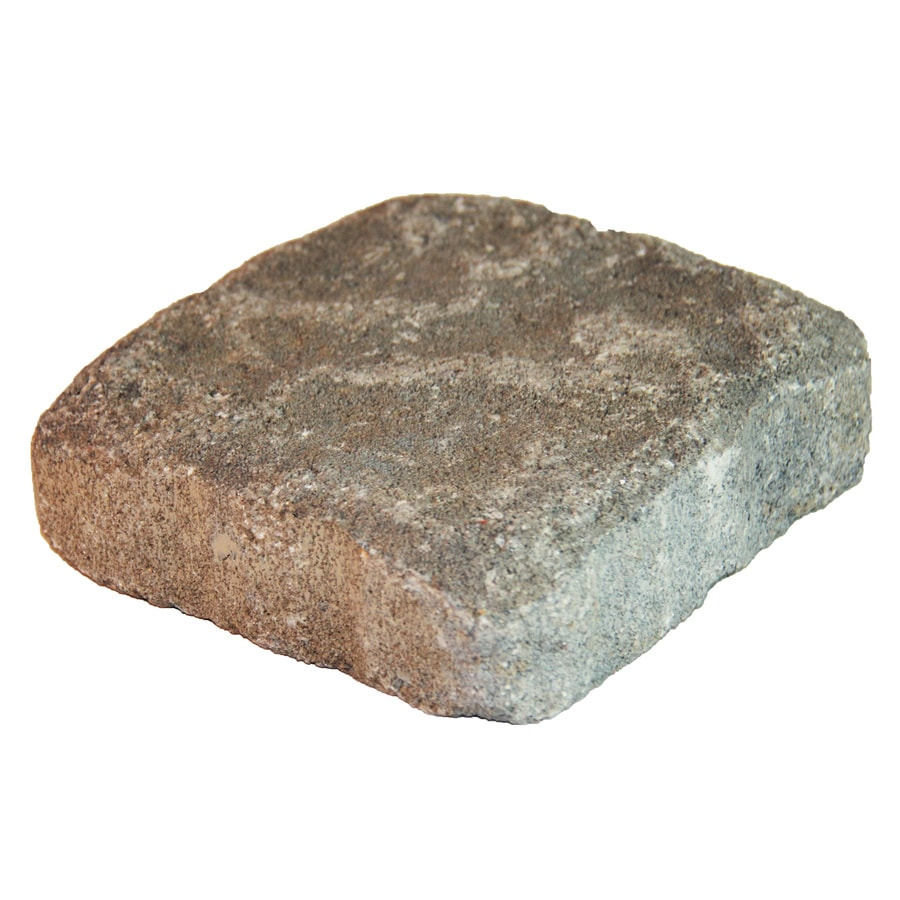 Allegheny Countryside Patio Stone (Common: 6-in x 6-in; Actual: 5.8-in x 5.8-in)