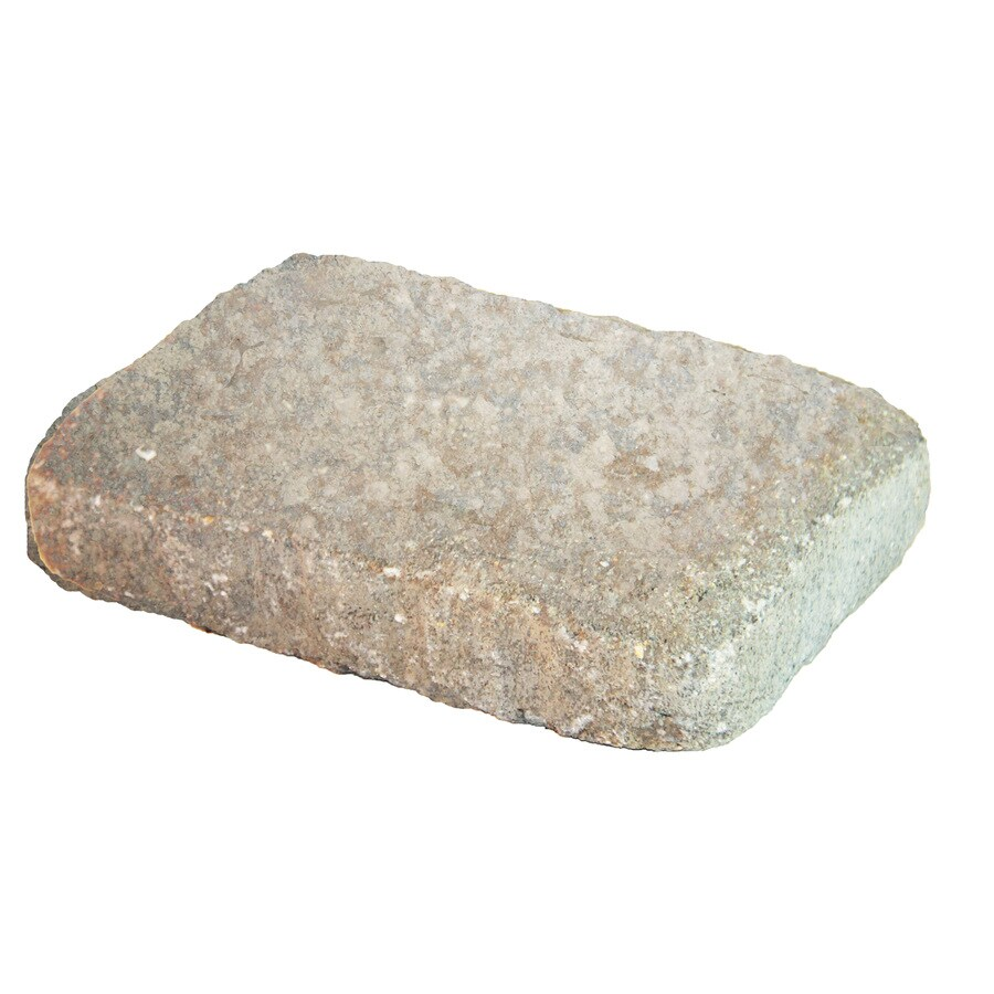 Countryside Veranda Patio Stone (Common: 6-in x 9-in; Actual: 5.8-in x 8.8-in)
