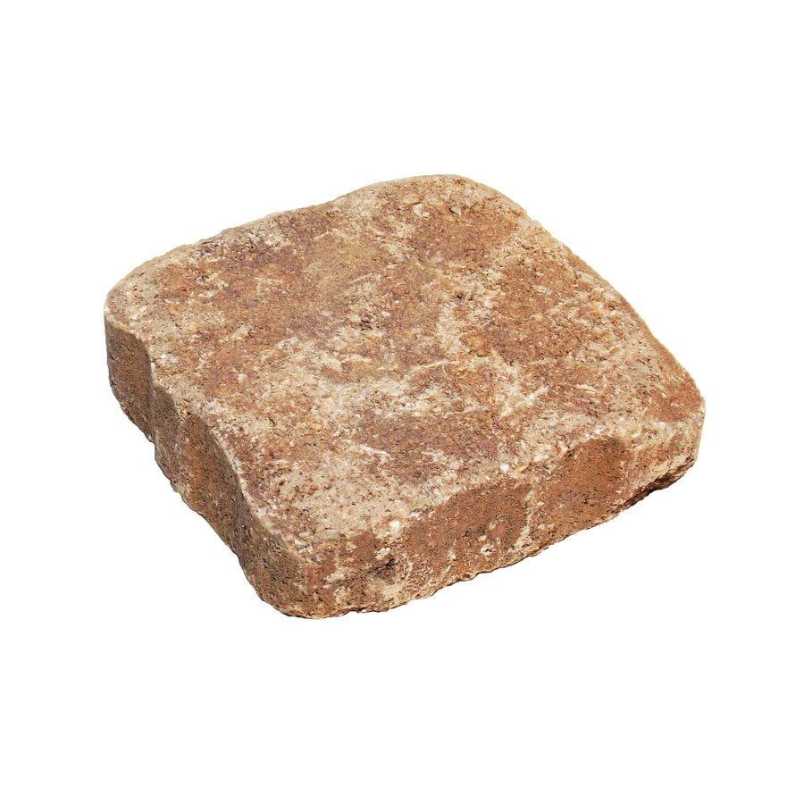 Britt Countryside Patio Stone (Common: 6-in x 6-in; Actual: 5.8-in x 5.8-in)