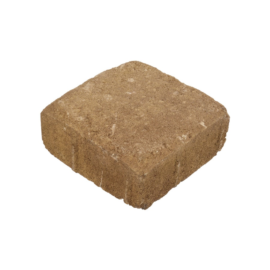 Concord Cobble Low Country Blend Paver (Common: 6-in x 6-in; Actual: 5.8-in x 5.8-in)