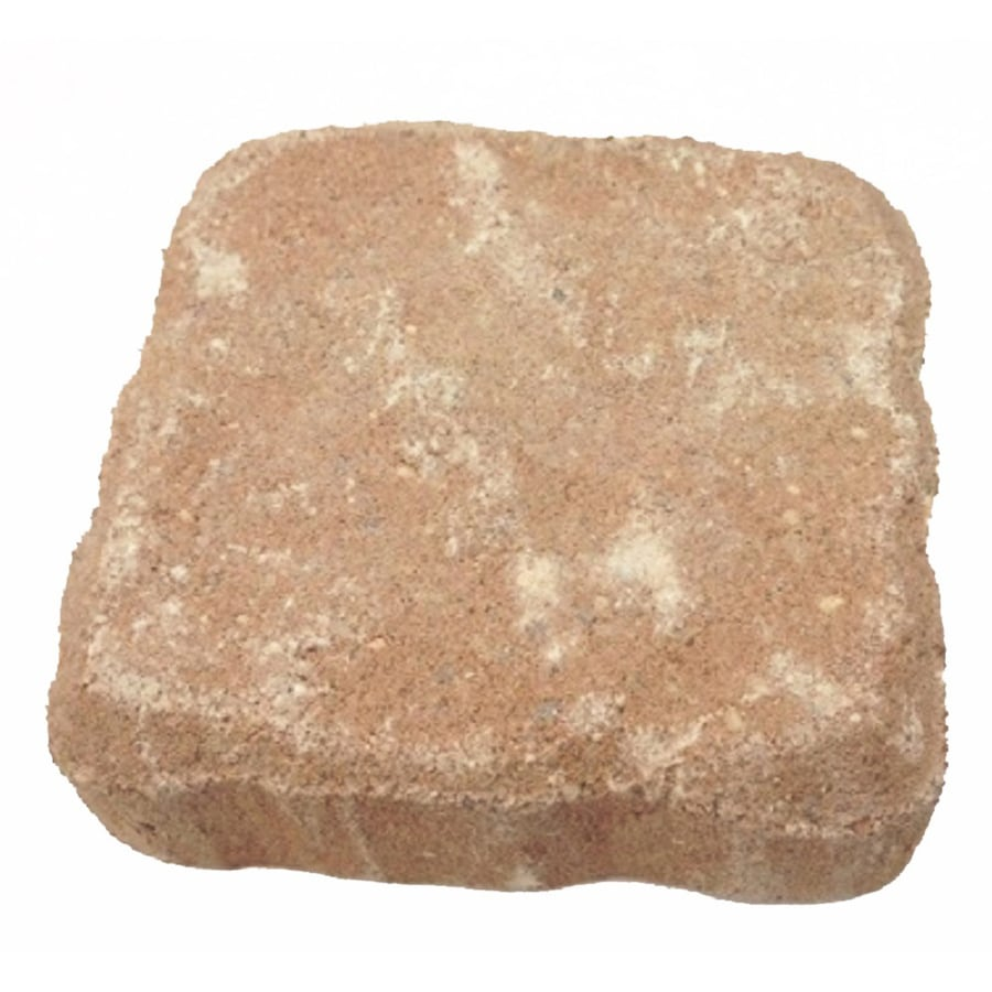 Oldcastle Countryside Sand Hill Patio Stone (Common: 6-in x 6-in; Actual: 5.88-in x 5.88-in)