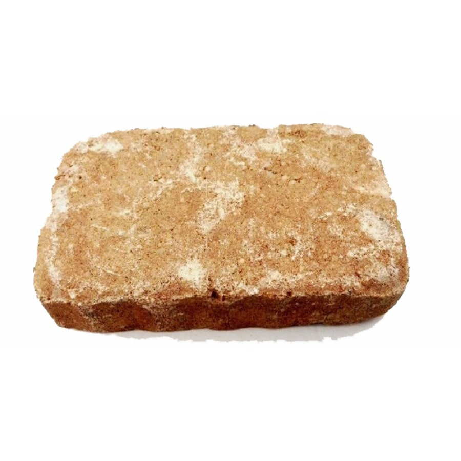 Countryside Sand Hill Patio Stone (Common: 6-in x 9-in; Actual: 5.88-in x 8.88-in)