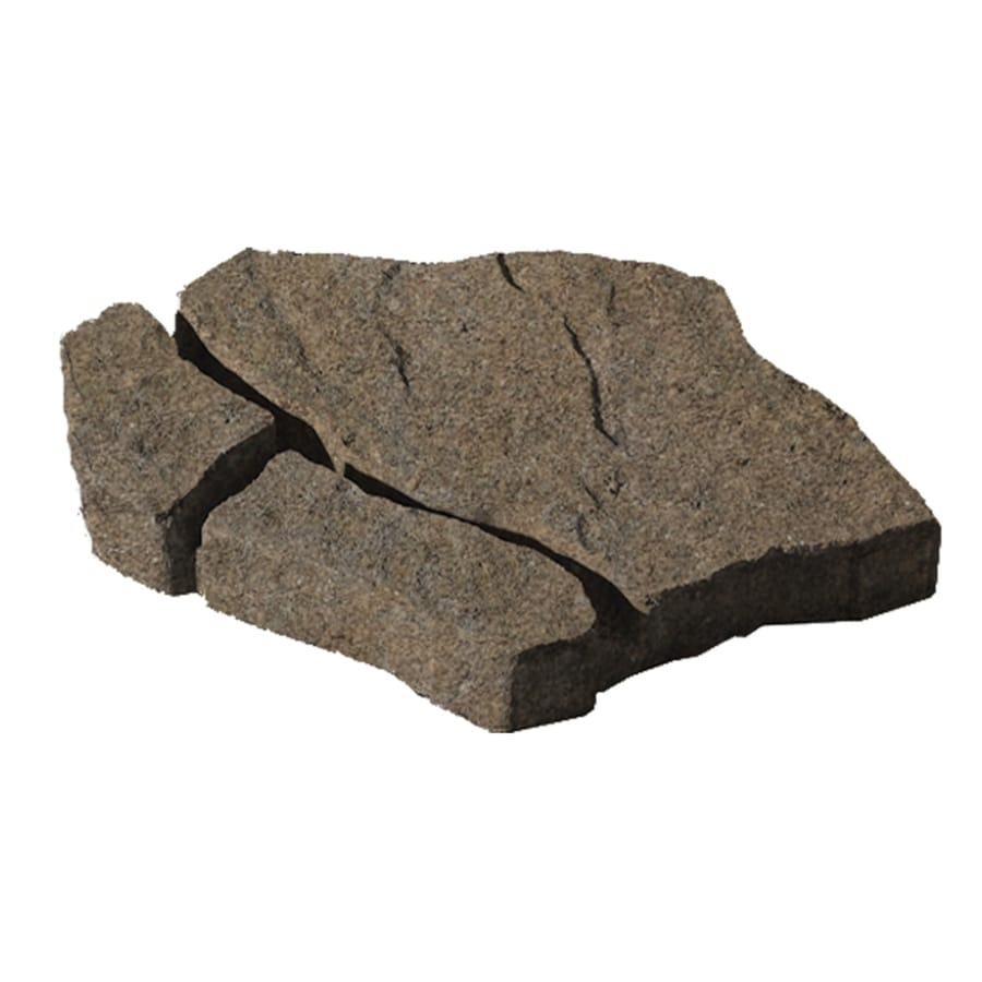 Portland Smokey Mountain Interlocking Sections Patio Stone (Common: 15-in x 21-in; Actual: 15.4-in x 21-in)
