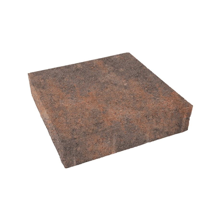 Belgard Trinity Harvest Paver (Common: 10-in x 10-in; Actual: 9.8-in x 9.8-in)