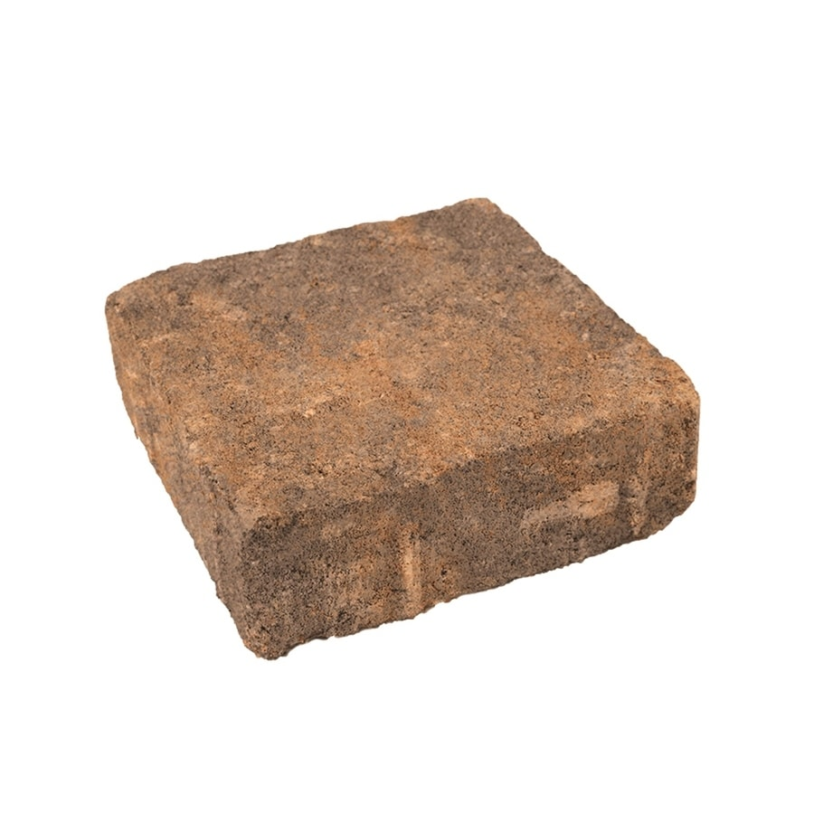 Belgard Providence Harvest Paver (Common: 7-in x 7-in; Actual: 7.1-in x 7.1-in)