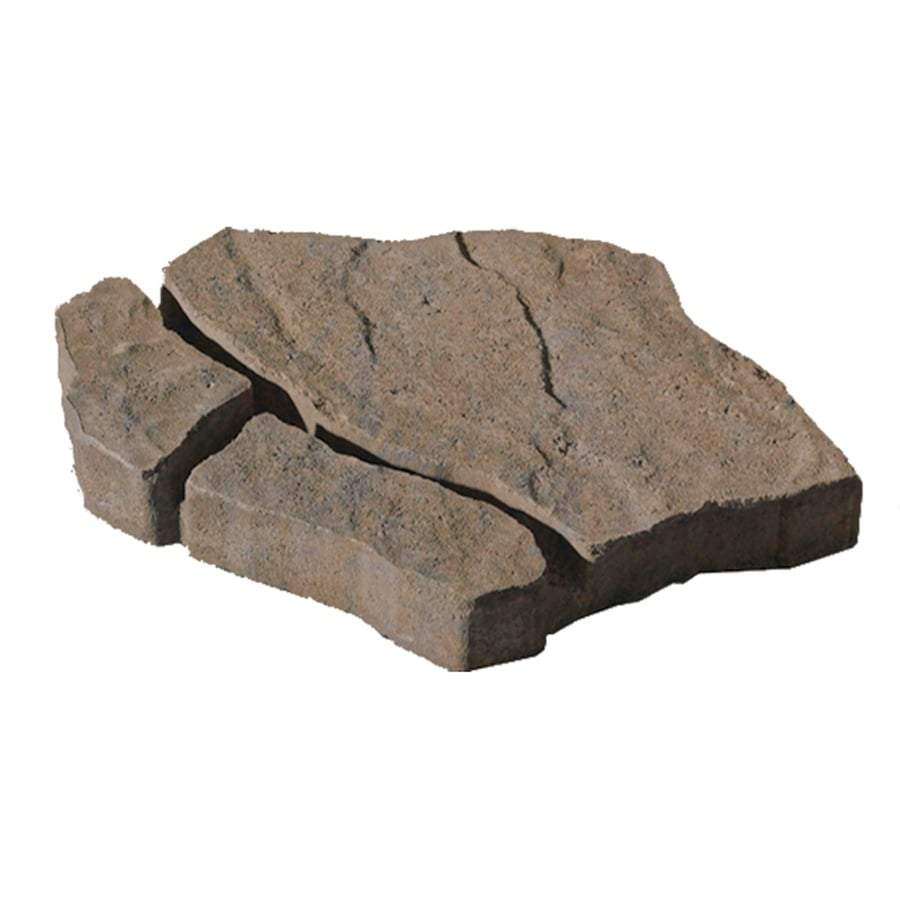Belgard Portland Fossil Beige Interlocking Sections Patio Stone (Common: 15-in x 21-in; Actual: 15.4-in x 21-in)
