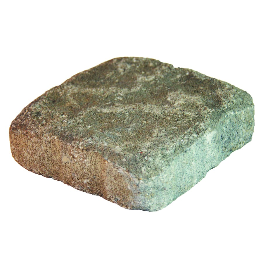 Countryside Autumn Blend Paver (Common: 6-in x 6-in; Actual: 5.88-in x 5.88-in)