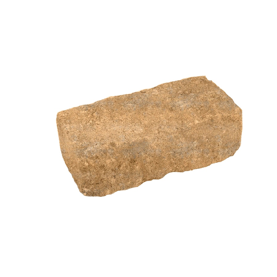 Belgard Providence Crab Orchard Paver (Common: 4-in x 7-in; Actual: 3.5-in x 7.1-in)