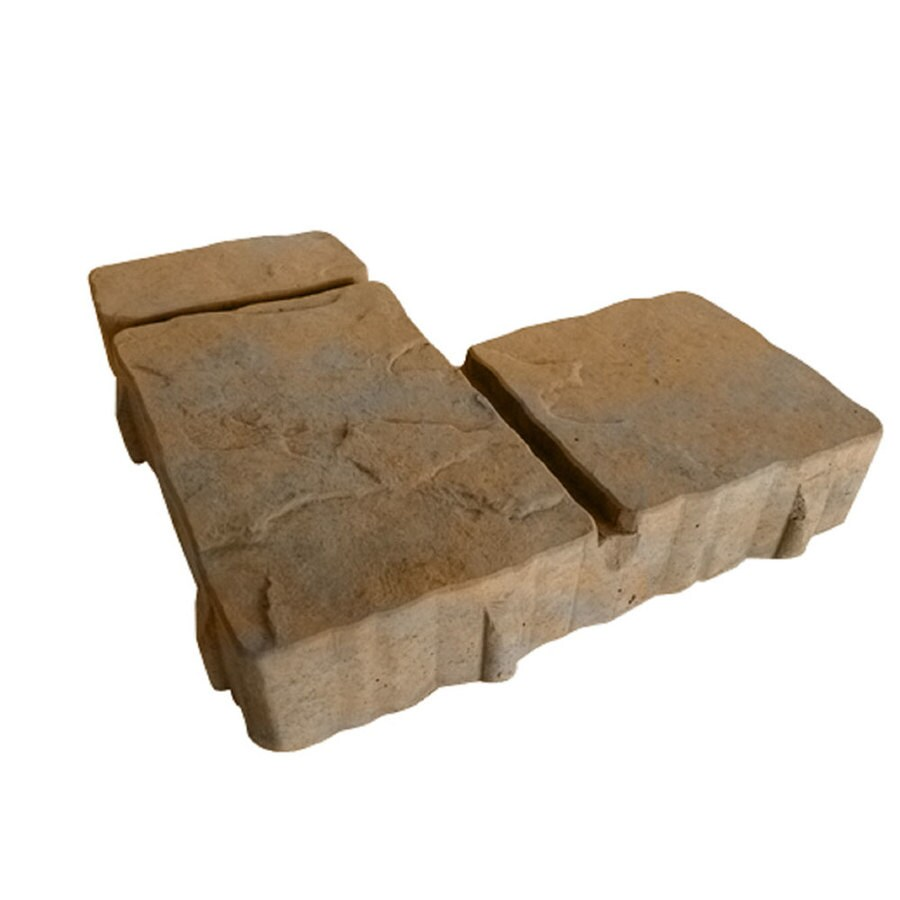 Blend Interlocking Sections Paver (Common: 12-in x 12-in; Actual: 12-in x 12-in)
