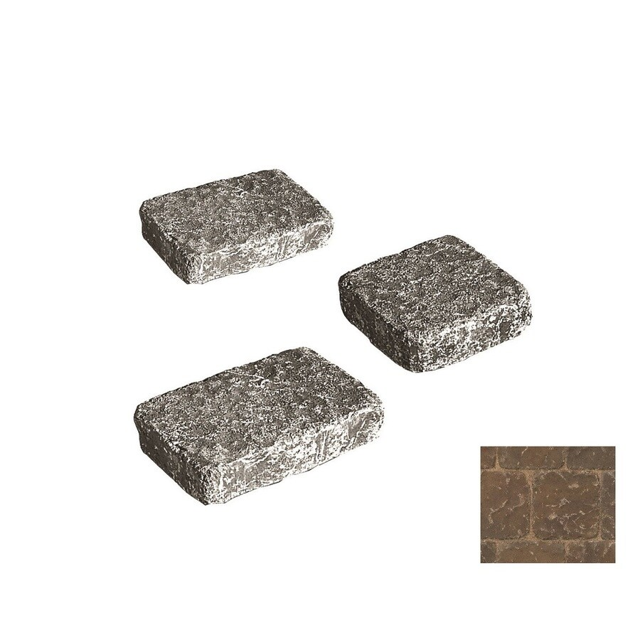 Belgard Bergerac Brittany Beige Paver (Common: 7-in x 7-in; Actual: 7.01-in x 7.01-in)