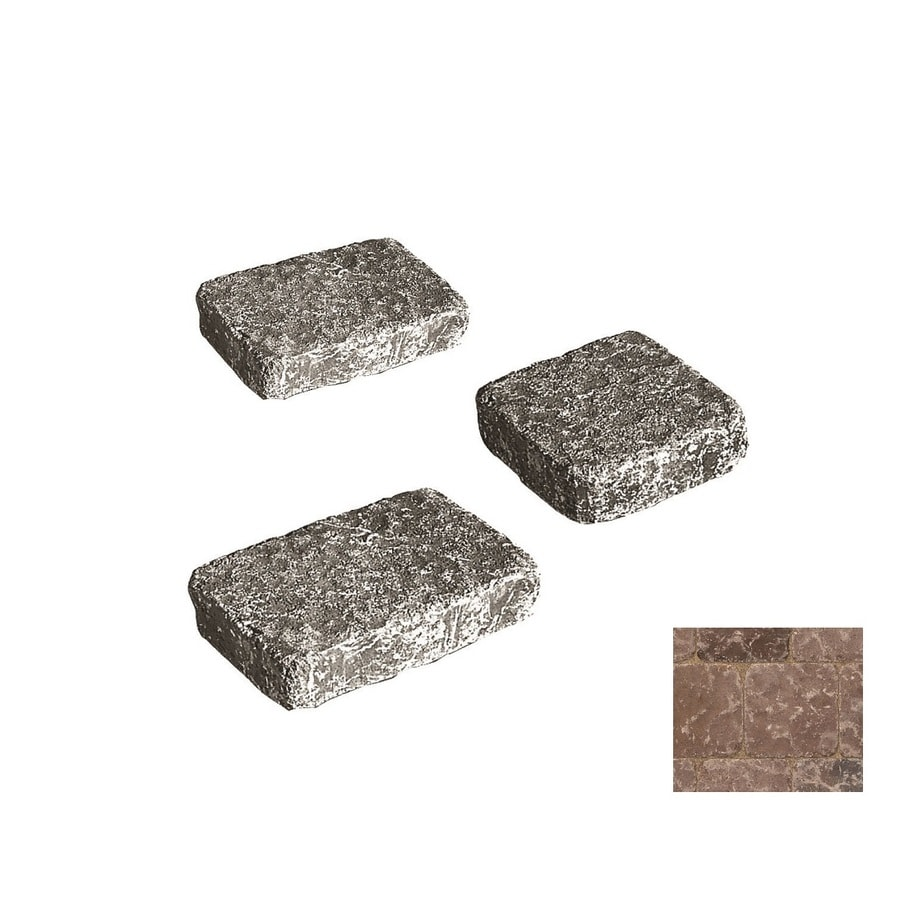 Belgard Bergerac Gascony Tan Paver (Common: 7-in x 7-in; Actual: 7.01-in x 7.01-in)