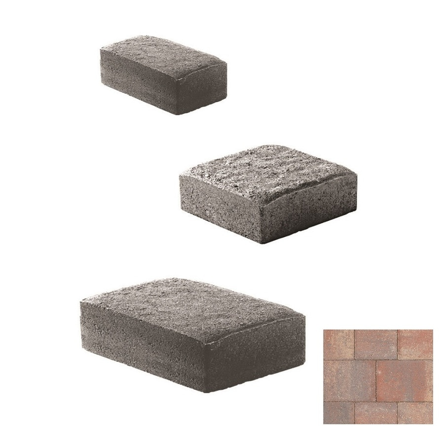 Oldcastle Cambridge Cobble Bentcreek Paver (Common: 11-in x 11-in; Actual: 10.65-in x 10.65-in)