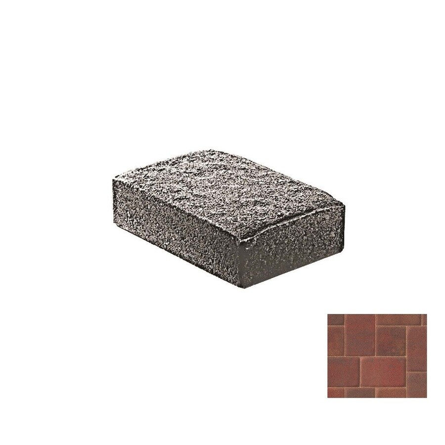 Oldcastle Cambridge Cobble Monroe Paver (Common: 6-in x 9-in; Actual: 6-in x 9-in)