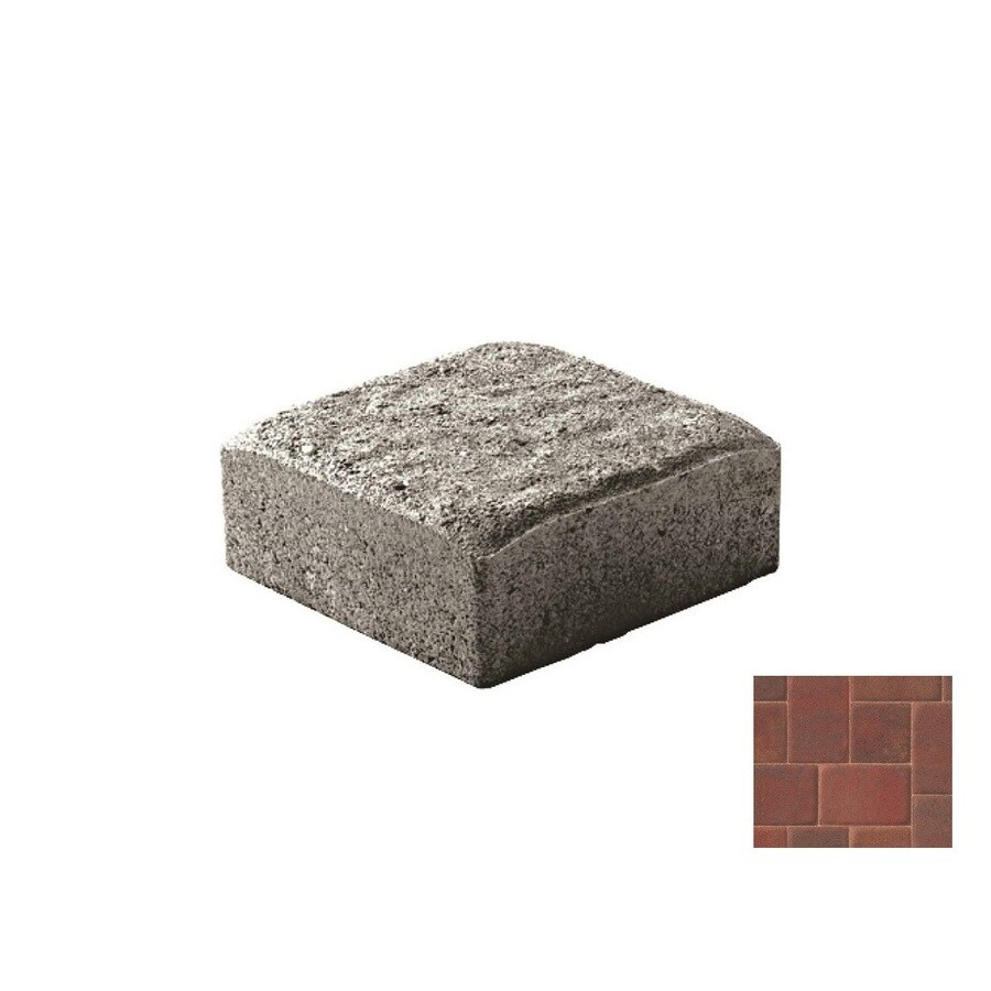Oldcastle Cambridge Cobble Monroe Paver (Common: 6-in x 6-in; Actual: 6-in x 6-in)