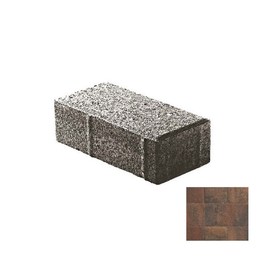 Oldcastle Holland Stone Adobe Paver (Common: 9-in x 9-in; Actual: 9-in x 9-in)