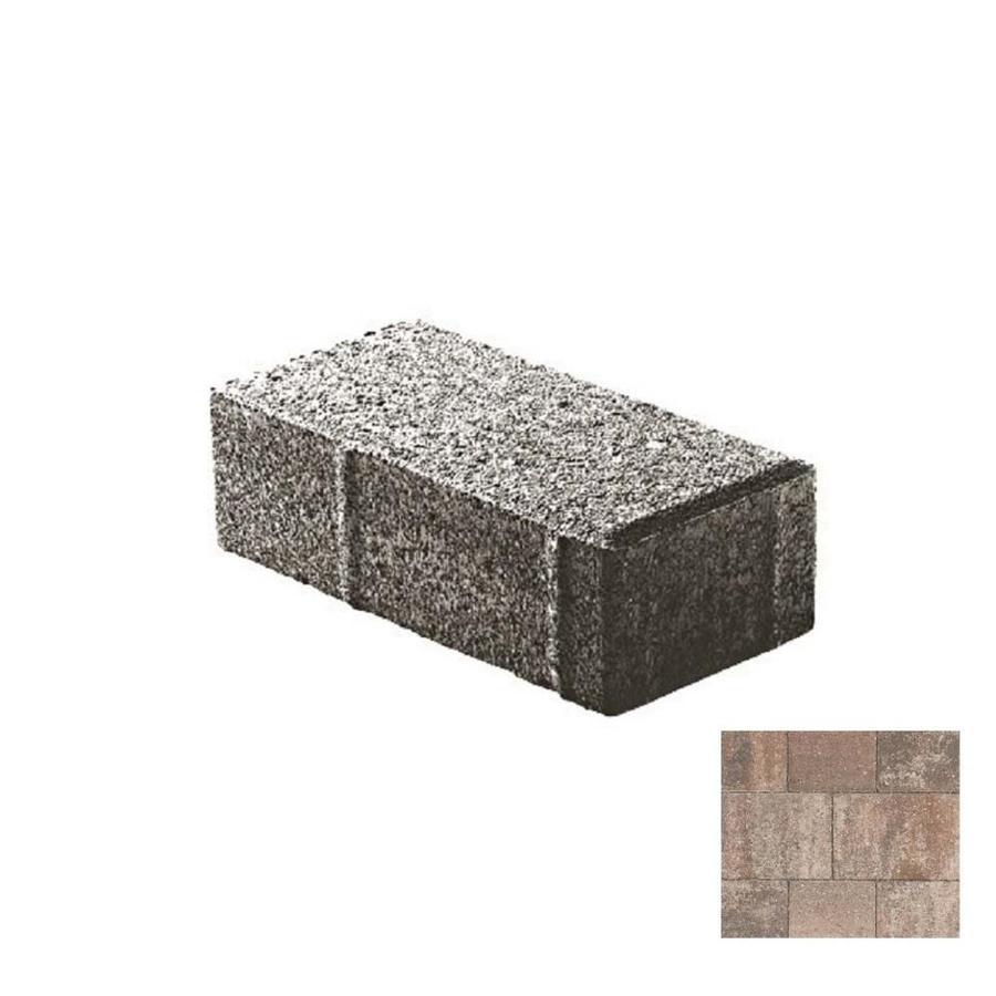 Oldcastle Holland Stone Napoli Paver (Common: 4-in x 8-in; Actual: 4-in x 8-in)
