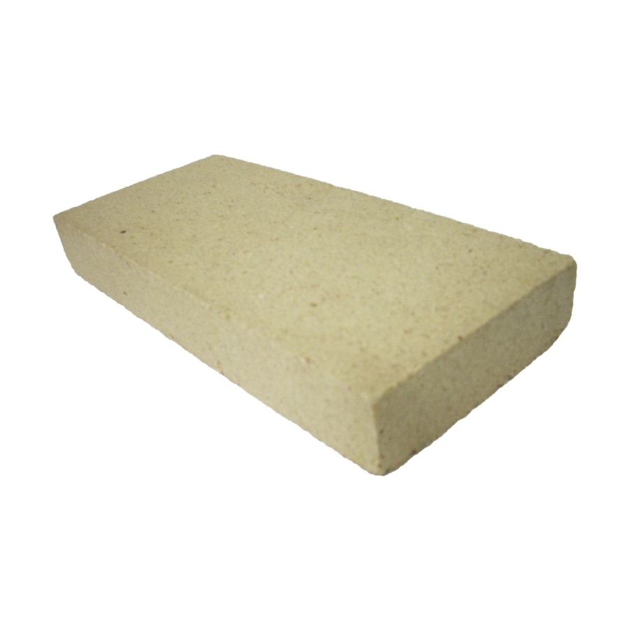 Lowe S Fireplace Mortar : Shop oldcastle concrete fire brick at lowes