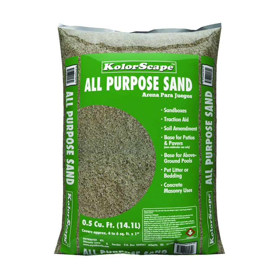 50 Lb All Purpose Sand