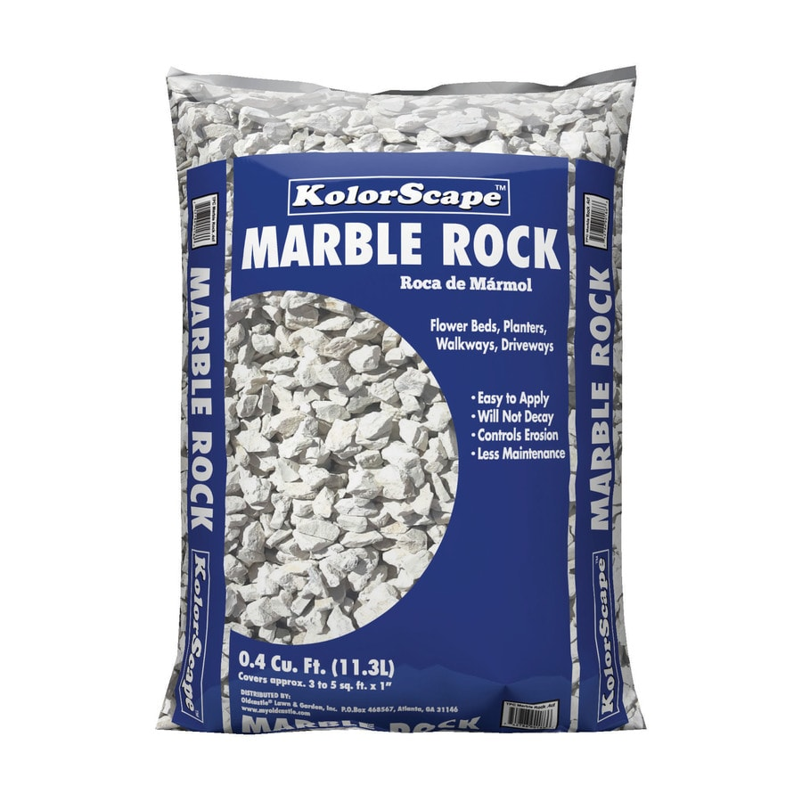 Kolor Scape 0.4-cu ft Marble Chip