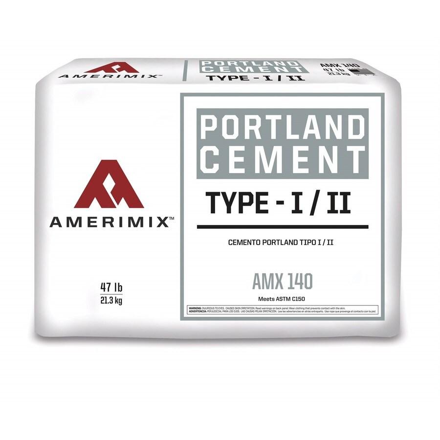 47-lb Gray I/Ii Cement Mix