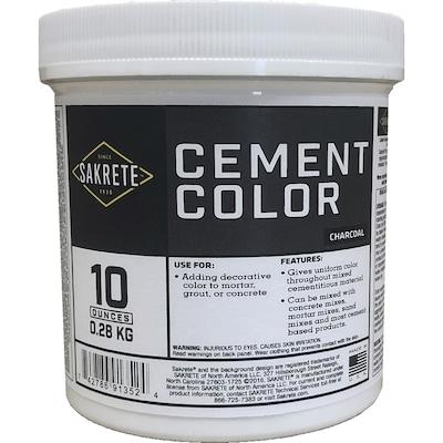 Sakrete 1-lb Charcoal Cement Color Mix at Lowes.com