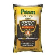 Preen 2-cu ft Black Pine Mulch Plus Weed Control Deals