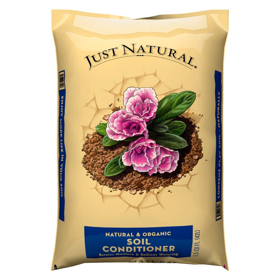 Just Natural 1.5-cu ft Soil Conditioner