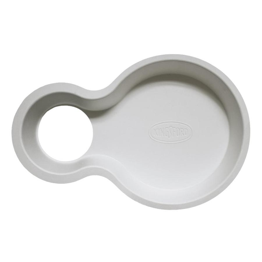 Kingsford Paper Disposable Plates  sc 1 st  Loweu0027s : black disposable plates - pezcame.com