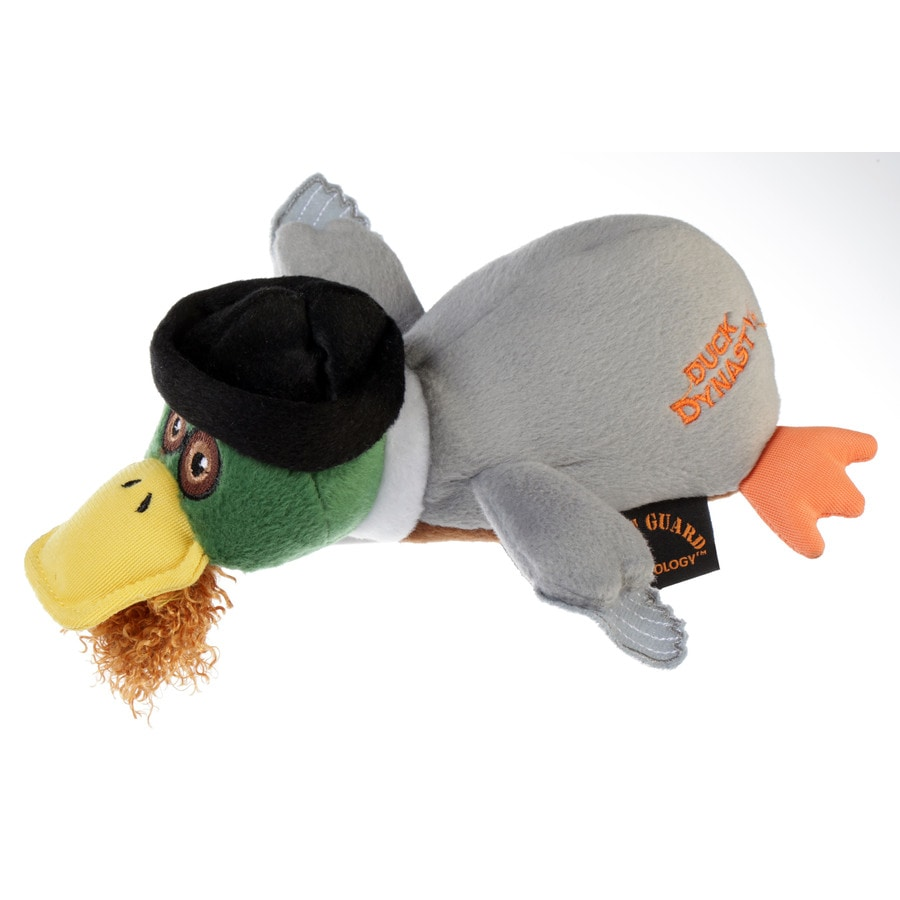 Duck Dynasty Fabric Plush Toy Squeaker