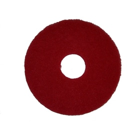 Oreck 17 In Synthetic Fiber Abrasive Floor Polisher Pad