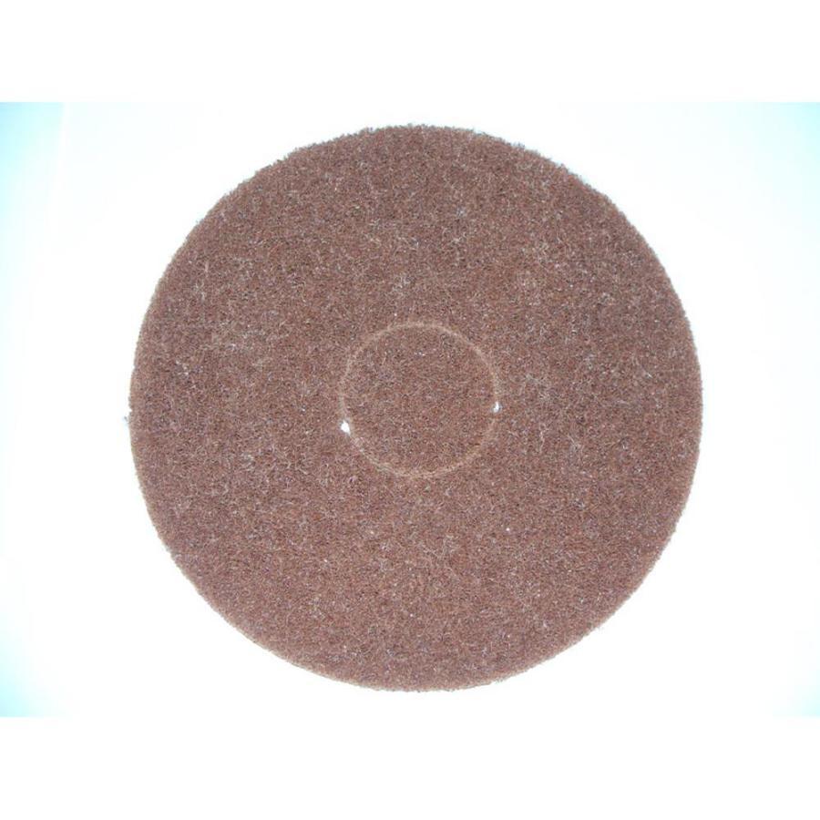 Oreck 17-in Synthetic Fiber Abrasive Floor Polisher Pad