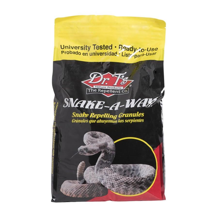 Dr. T's Snake-A-Way 10-lb Snake Repellent