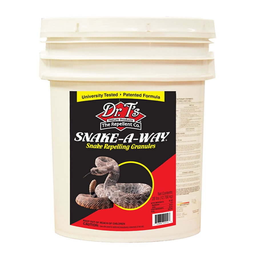 Dr. T's 28 Pound(S) Snake Repellent
