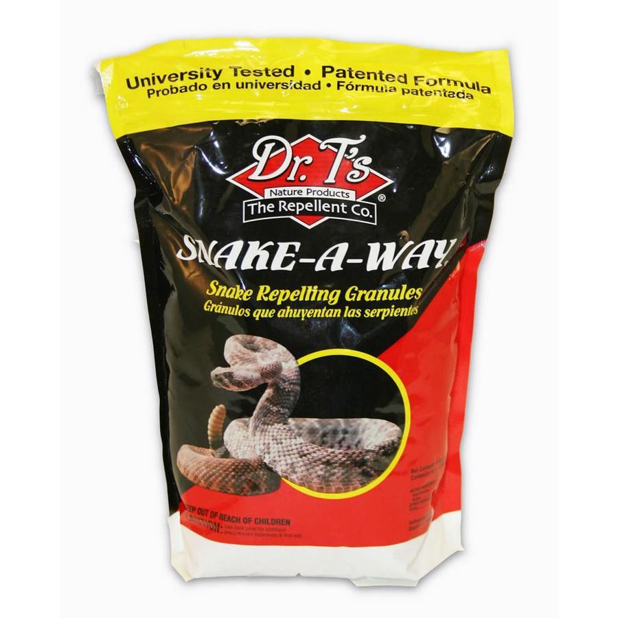 Dr. T's Snake-A-Way 4-lb Snake Repellent