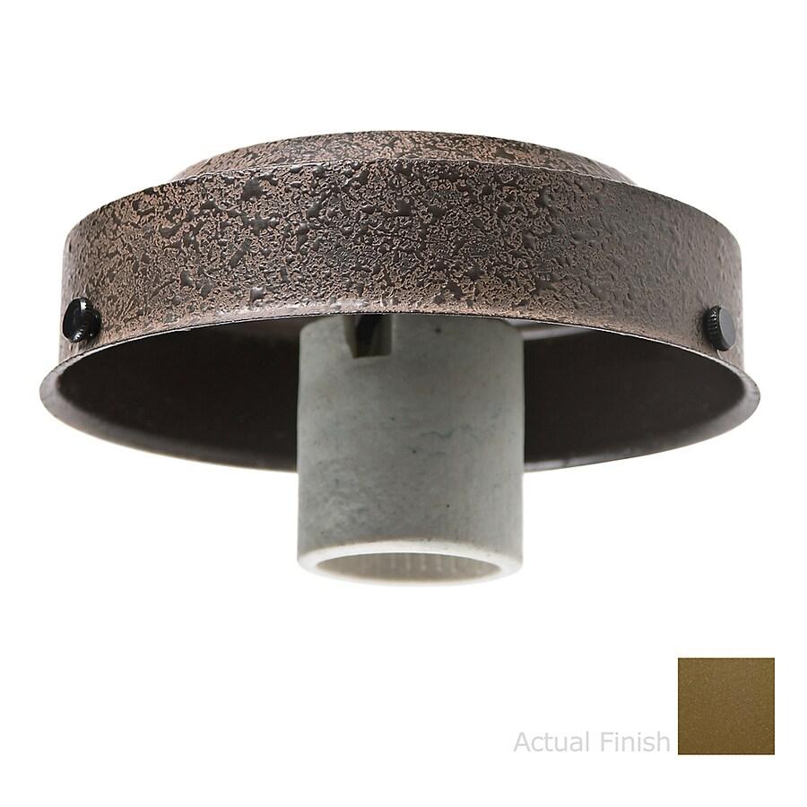 Casablanca 1-Light Oil-Rubbed Bronze Fluorescent Ceiling Fan Light Kit