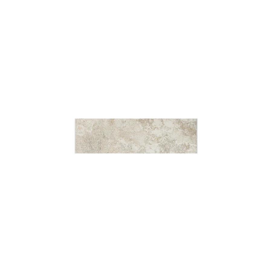 American Olean Pozzalo Sail White Ceramic Bullnose Tile (Common: 3-in x 12-in; Actual: 3-in x 12-in)